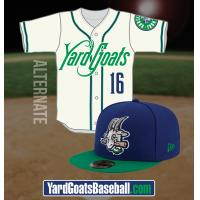 Hartford Yard Goats Alternate Uniforms