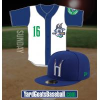 Hartford Yard Sunday Uniforms
