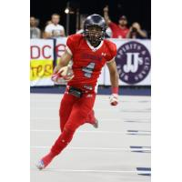 Brandon Johnson-Farrell of the Sioux Falls Storm