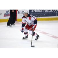 Chad Nehring of the Hartford Wolf Pack