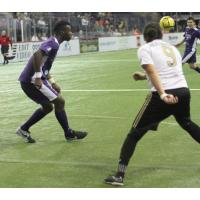 Dallas Sidekicks Face the Las Vegas Legends
