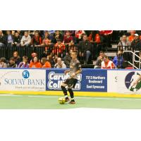 Syracuse Silver Knights Control the Ball