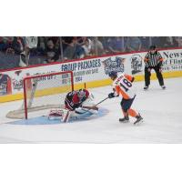 Flint Firebirds Take a Shot on Goal