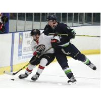 Bloomington Thunder Muscle in on the Chicago Steel