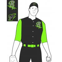 Scranton/Wilkes-Barre RailRiders Glow-In-The-Park Uniform