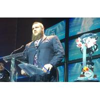 Montreal Alouettes Offensive Lineman Jeff Perrett