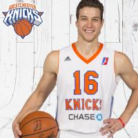 Jimmer Fredette of the Westchester Knicks