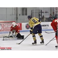 Janesville Jets Take a Shot on Goal