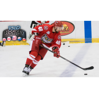 Port Huron Prowlers Forward Chris Leveille