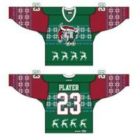 San Antonio Rampage Ugly Holiday Sweater Jersey