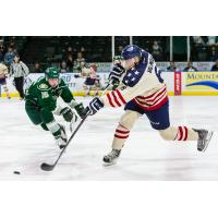 Tri-City Americans Shoot past the Everett Silvertips