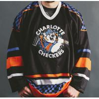 Charlotte Checkers Throwback Jersey