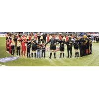 Ontario Fury and Lexington Legends Remember San Bernardino Victims
