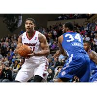 Sioux Falls Skyforce Forward/Center Jarnell Stokes