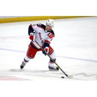Hartford Wolf Pack Defenseman Mat Bodie
