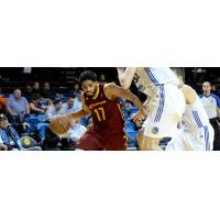 Jorge Gutierrez of the Canton Charge