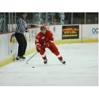 Mark Rivera of the Port Huron Prowlers