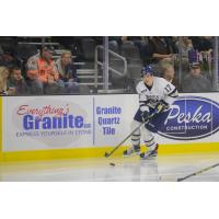 Sioux Falls Stampede Forward Collin Peters