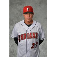 Indianapolis Indians Manager Dean Treanor