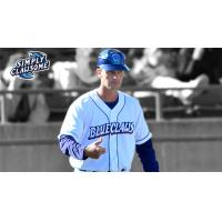 Lakewood BlueClaws Manager Shawn Williams