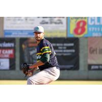 Beloit Snappers RHP Kevin Johnson