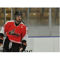 Brent Clarke of the Danville Dashers