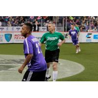 Dallas Sidekicks Alumni Game