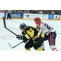 Tri-City Americans Hold off the Spokane Chiefs