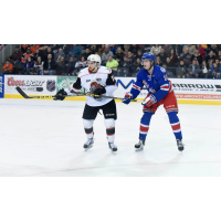 Omaha Lancers vs. the Des Moines Buccaneers
