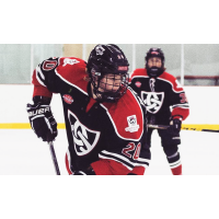 Omaha Lancers Tender, Forward Emilio Pettersen with Selects Hockey Academy 16Us