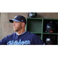 Hillsboro Hops Manager Shelley Duncan