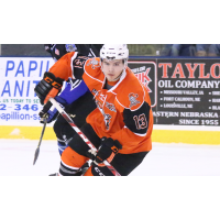 Omaha Lancers Defenseman Jacob Bryson