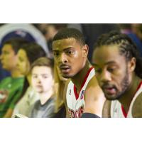 Jordan Mickey of the Maine Red Claws