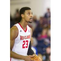 Jordan Mickey of the Maine Red Claws Prepares to Shoot