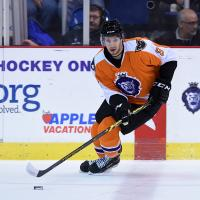 Reading Royals Forward Brandon Alderson