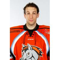 Missouri Mavericks' Goaltender Josh Robinson
