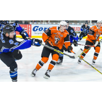 Omaha Lancers vs. the Lincoln Stars
