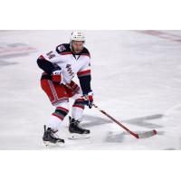 Hartford Wolf Pack Forward Jack Combs