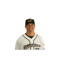 Akron RubberDucks Manager David Wallace