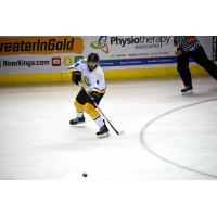 Mississippi RiverKings Defenseman Ian Young
