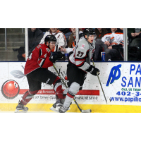 USHL/NHL Top Prospects Game Action