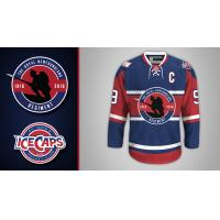 St. John's IceCaps Royal Newfoundland Regiment Jersey and Logos