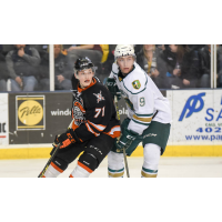 Omaha Lancers vs. the Sioux City Musketeers