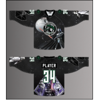 Cedar Rapids RoughRiders Star Wars Jersey