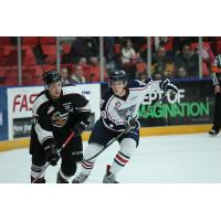 Tri-City Americans vs. the Vancouver Giants