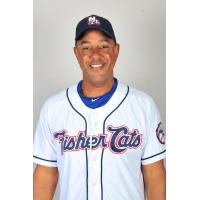New Hampshire Fisher Cats Manager Bobby Meacham
