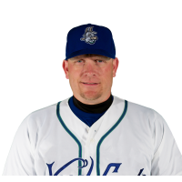 Hartford Yard Goats Manager Darin Everson