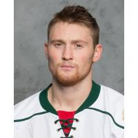 Quad City Mallards Forward Jared Knight