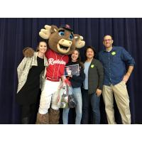 Tacoma Rainiers, Tacoma Public Schools Congratulate Jersey Design Winner Kelsey Monaghan-Bergson