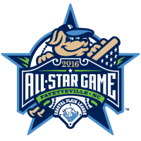 2016 Coastal Plain League All-Star Game Logo